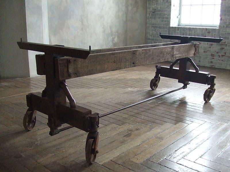 ラギッドスタイルテーブル1 05