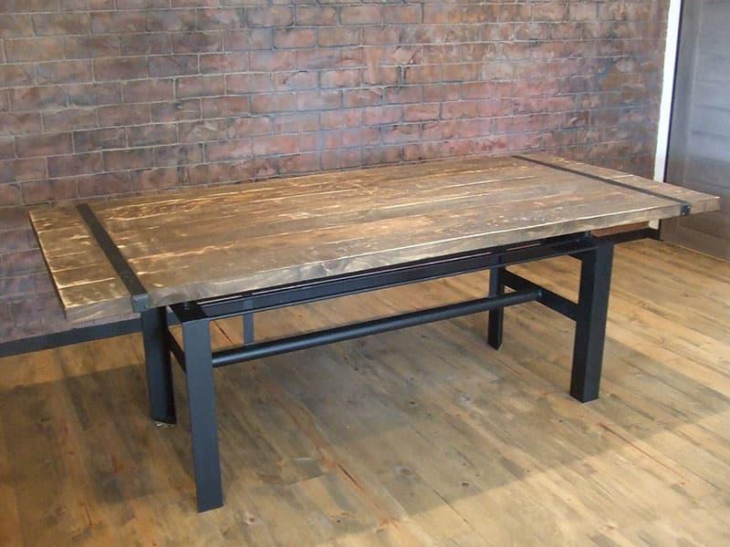 ラギッドスタイルテーブル2 01
