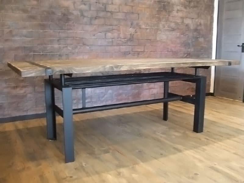 ラギッドスタイルテーブル2 02