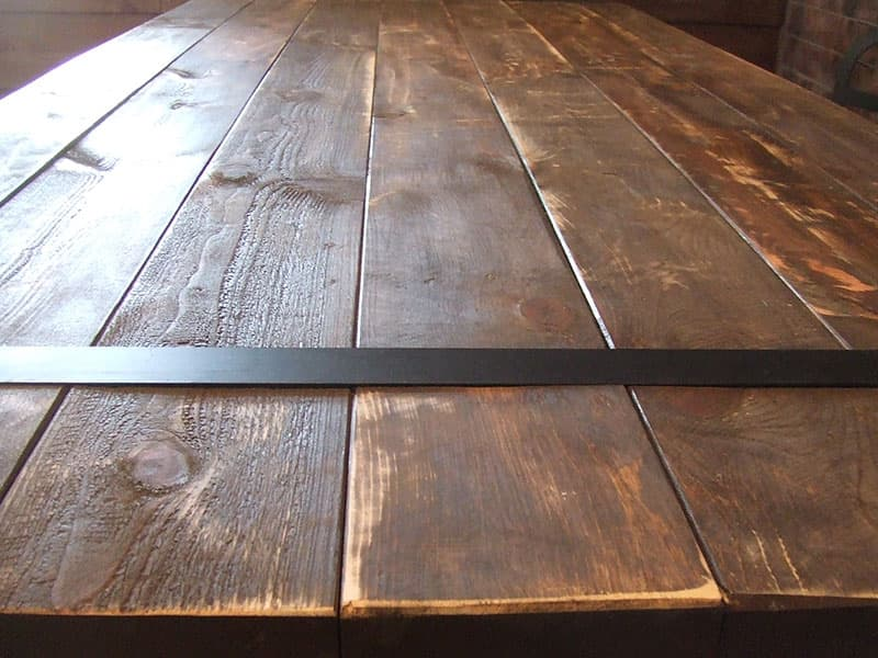 ラギッドスタイルテーブル2 04