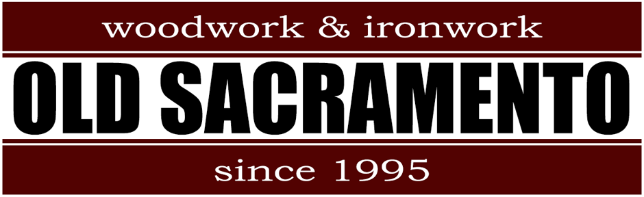 OLD SACRAMENTO【オールド・サクラメント】 ロゴ